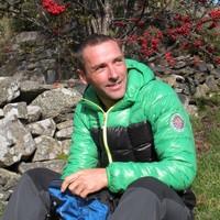 Sébastien Michel, Accompagnateur en Montagne - Moniteur VTT - Guide Nautre Randonnée